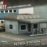 BB193 Petrol Station Battlefront- Blitz and Peaces