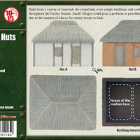 Island Huts Battlefront- Blitz and Peaces
