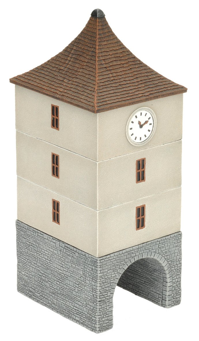 BB200 Clock Tower (Premium Building)