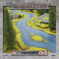 BB513 River Expansion - Island Battlefront- Blitz and Peaces