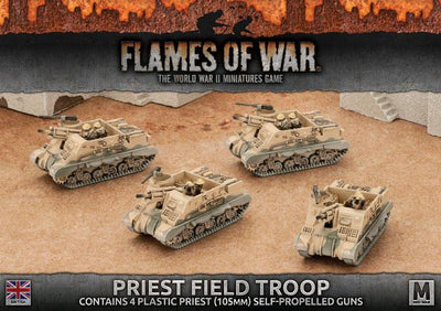 BBX45 Priest Field Troop Battlefront- Blitz and Peaces