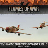 BBX46 Kittyhawk Fighter-Bomber Flight Battlefront- Blitz and Peaces