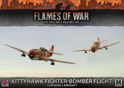 BBX46 Kittyhawk Fighter-Bomber Flight