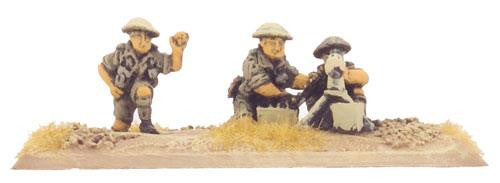 Machine-gun Platoon (8th Army)