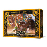 Baratheon Heroes 2 - Pre-order CMON- Blitz and Peaces