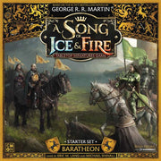 Baratheon Starter Set CMON- Blitz and Peaces