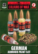 CWP110 German Armour Paint Set