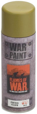 CWP210 Panther Yellow Spray  *Not for Export* Battlefront- Blitz and Peaces