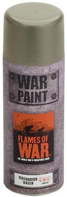CWP211 Grenadier Green Spray