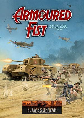 FW245 Armoured Fist Battlefront- Blitz and Peaces