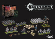 English - Conquest Core Box - Two Player Starter Set