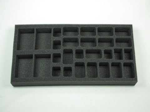 Flames of War Firestorm Market Garden Allied 1 Foam Tray (BFM) 15.5W x 8L x 1.5H