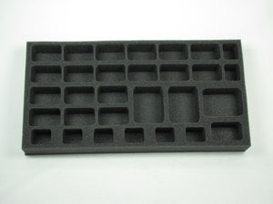 Flames of War Firestorm Market Garden Allied 2 Foam Tray (BFM) 15.5W x 8L x 1.5H