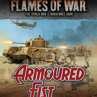 FW245C Armoured Fist Command Cards Battlefront- Blitz and Peaces