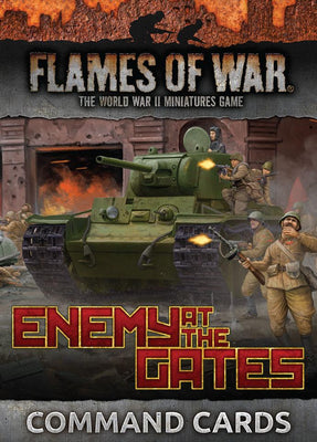 FW246C Enemy At The Gates Command Cards Battlefront- Blitz and Peaces