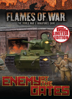 FW246U Enemy at the Gates Unit Cards Battlefront- Blitz and Peaces