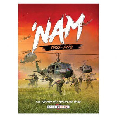 Nam (FW910) Battlefront- Blitz and Peaces
