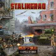 FWBX08 Stalingrad 2 player Starter Set Battlefront- Blitz and Peaces