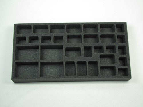 Flames of War US First Special Service Force Foam Tray (BFM) 15.5W x 8L x 1.5H