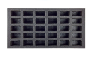 (Team Yankee) Flames of War British Recce Squadron Foam Tray