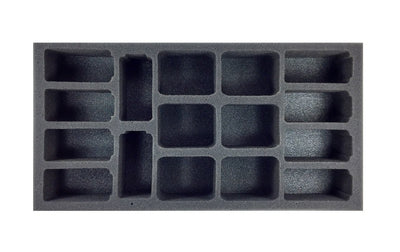 (Team Yankee) Flames of War German AA Foam Tray