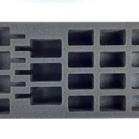 Flames of War NATO Artillery Foam Tray Battlefoam- Blitz and Peaces