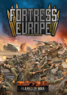 FW261 Fortress Europe Battlefront- Blitz and Peaces