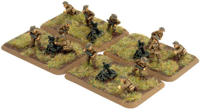 British Trench Mortar Platoon
