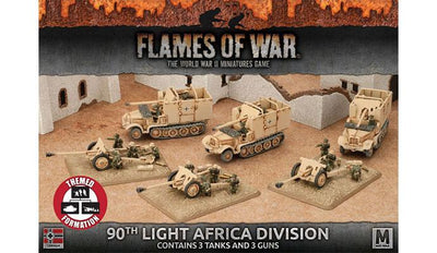 GBX104 90th Light Africa Division