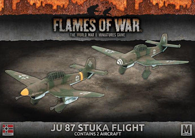 GBX120 Ju 87 Stuka Flight