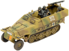 GBX152 Sd Kfz 251 Transports (Plastic) Battlefront- Blitz and Peaces