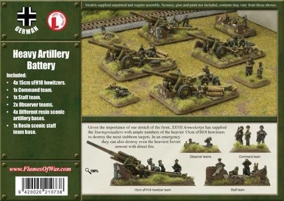 Heavy Artillery Battery