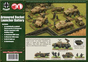 Armoured Rocket Launcher Battery