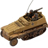 Sd Kfz 250/7 (8cm) (Early)