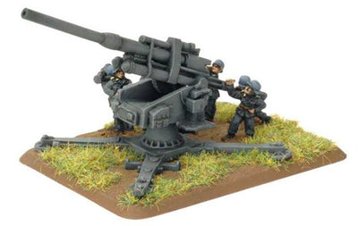 10.5cm FlaK39 Battlefront- Blitz and Peaces