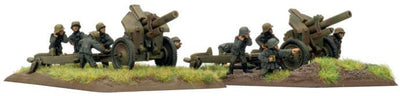 12.2cm FH396(r) howitzer Battlefront- Blitz and Peaces