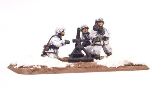 German Mortar Platoon (winter)