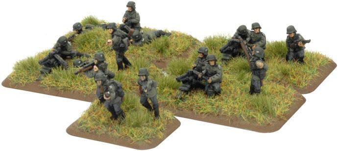 German Machine-gun Platoon (MG34)