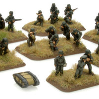 78. Sturm Pioneer Platoon Battlefront- Blitz and Peaces