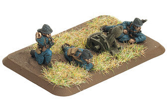 French Trench Mortar Platoon