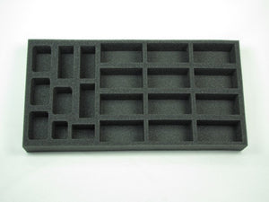 Flames of War German Panzerkompanie Foam Tray (BFM) 15.5W x 8L x 1.5H