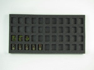 Flames of War 44 HQ Foam Tray (BFM) 15.5W x 8L x 1H