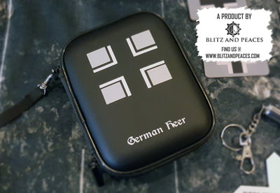 German Heer Dice Pouch