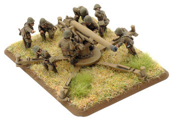 Type 88 75mm Heavy Anti-aircraft Gun (x1) Battlefront- Blitz and Peaces
