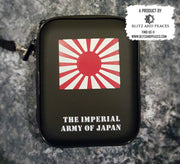 Imperial Japanese Army Dice Pouch Blitz and Peaces- Blitz and Peaces