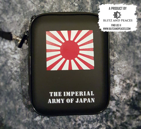 Imperial Japanese Army Dice Pouch