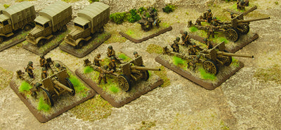 Type 1 47mm gun Battlefront- Blitz and Peaces