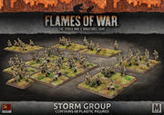 SBX52 Storm Group (Plastic) Battlefront- Blitz and Peaces