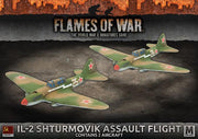 SBX53 IL-2 Shturmovik Assault Flight Battlefront- Blitz and Peaces
