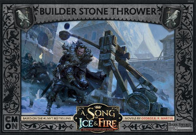 Builder Stone Thrower CMON- Blitz and Peaces